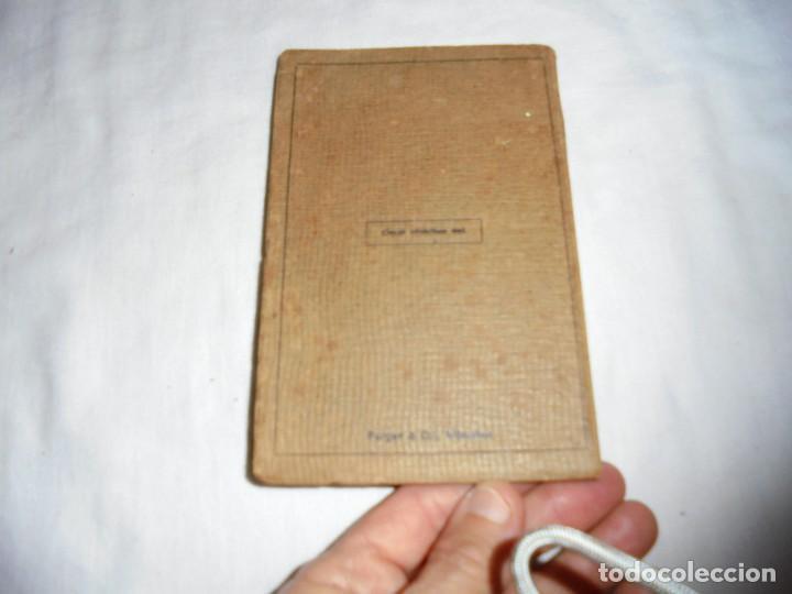 Postales: ORDEN HOSPITALARIA DE SAN JUAN DE DIOS.RECUERDO DE LA EXPOSICION MISIONAL ESPAÑOLA BARCELONA 1929. - Foto 9 - 125441195