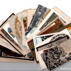 Postales: LOTE DE 43 ESTAMPAS RELIGIOSAS. VER FOTOS. . Lote 127324735