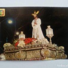 Postales: CARTA POSTAL SEMANA SANTA, MÁLAGA N° 79. NTRO. PADRE JESÚS CRISTO CAUTIVO. . Lote 127651547