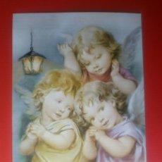 Postales: BONITA POSTAL ESTAMPA ANGELES 2007. Lote 127752996