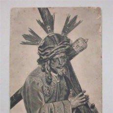 Postales: NUESTRO PADRE JESÚS DEL GRAN PODER (SEMANA SANTA SEVILLA) JOSÉ MARÍA DE MINGO. MADRID. Lote 128393239