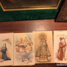 Postales: POSTALES RELIGIOSAS ANTIGUAS. Lote 128706448
