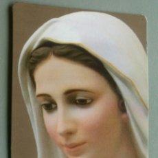 Postales: ESTAMPA RELIGIOSA VIRGEN DE MEDJUGORJE. Lote 129154882