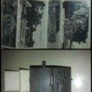 Postales: MUY ANTIGUO ACORDEON MINIATURA POSTALES DE VISTAS Y METAL CRISTO DEL GRAN PODER SEMANA SANTA SEVILLA. Lote 129451935
