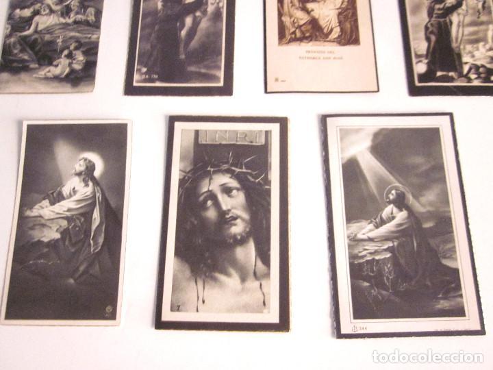 Postales: Lote 11 Recordatorios Funerarios Defunción Fallecimiento religiosos esquelas 1939 - 1961 - Foto 4 - 129956251