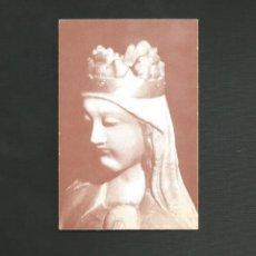 Postales: RECORDATORIO RELIGIOSO - NUESTRA SEÑORA DE SAN LORENZO - VALLADOLID. Lote 130886032