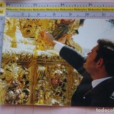 Postales: FOTO FOTOGRAFÍA RELIGIOSA SEMANA SANTA. SEVILLA. 1657. Lote 132504062