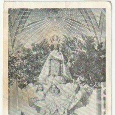 Postales: ESTAMPA NECROLOGICA NTRA. SRA. DEL ALBORSER ALBUIXECH 1965 VALENCIA - -C-15. Lote 133141098