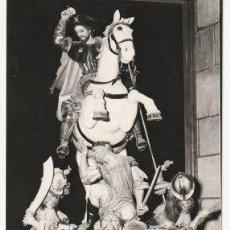 Postales: POSTAL SANTIAGO DE COMPOSTELA CATEDRAL SANTIAGO APOSTOL EN LA BATALLA DE CLAVIJO - -C-13. Lote 133141414