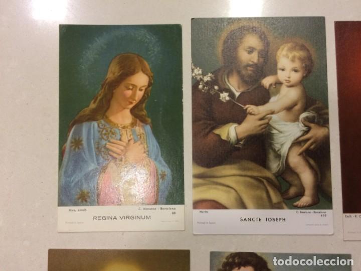 Postales: Lote 12 estampas 11 x 7 cm C.Mariana / C C Marianas Barcelona - Foto 2 - 133483706