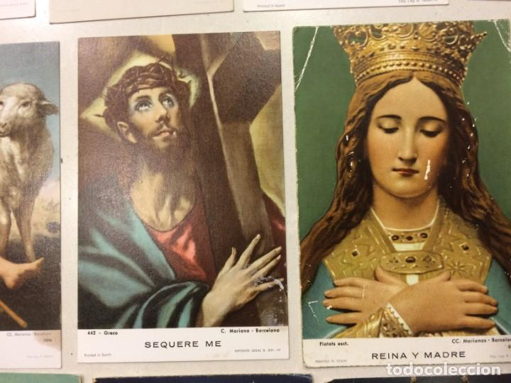 Postales: Lote 12 estampas 11 x 7 cm C.Mariana / C C Marianas Barcelona - Foto 4 - 133483706