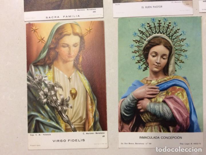 Postales: Lote 12 estampas 11 x 7 cm C.Mariana / C C Marianas Barcelona - Foto 6 - 133483706