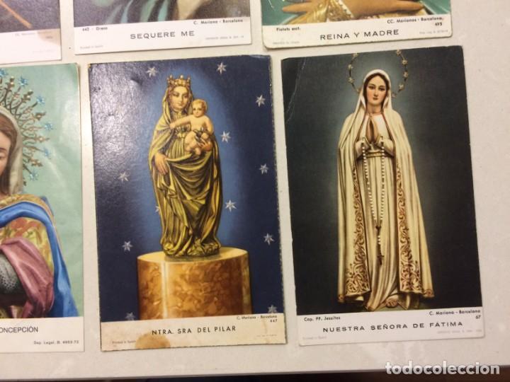 Postales: Lote 12 estampas 11 x 7 cm C.Mariana / C C Marianas Barcelona - Foto 7 - 133483706