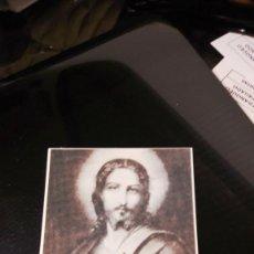 Postales: ANTIGUA ESTAMPA DEL SAGRADO CORAZÓN DE JESÚS - VALENCIA. Lote 134121914