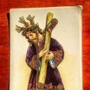 Postales: 1915 SEÑOR DEL GRAN PODER SEVILLA 1915- POSTAL ANTIGUA. Lote 134560662