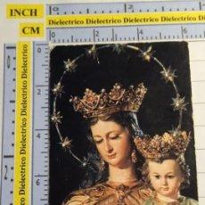 Postales: RECORDATORIO RELIGIOSO SEMANA SANTA.. MARIA AUXILIADORA. NOVENA ACONSEJADA POR SAN JUAN BOSCO. 37. Lote 134801990