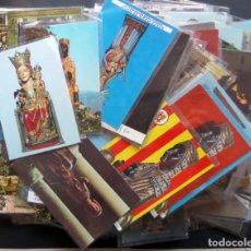 Postales: COLECCION DE 160 POSTALES RELIGIOSAS DE DIVERSAS VÍRGENES. VER FOTOGRAFÍAS Y COMENTARIOS. Lote 134943858