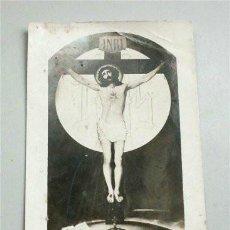 Postales: ANTIGUA TARJETA POSTAL RELIGIOSA. EL AMOR MISERICORDIOSO. Lote 135160926