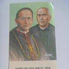 Postales: ESTAMPA DE MARTIRES DE LA GUERRA CIVIL, ASESINADOS POR LOS ROJOS EN GERONA EN 1939. Lote 135473950