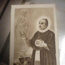 Cartes Postales: RELIQUIA BEATO ANTONIO Mª CLARET - PORTAL DEL COL·LECCIONISTA *****. Lote 135776198