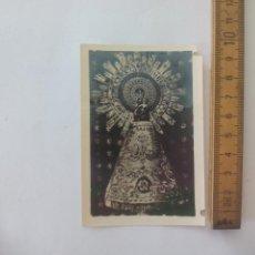 Postales: VIRGEN. ESTAMPA RELIGIOSA RECORDATORIO. Lote 136077798
