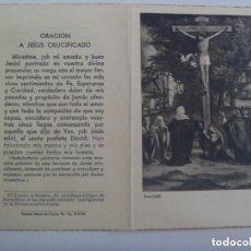 Postales: RECORDATORIO SEÑORITA FALLECIDA A LOS 29 AÑOS , EN 1954.. Lote 136924698
