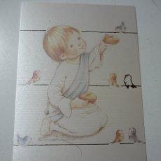 Postales: RECORDATORIO COMUNION *CRIS* - 1988. Lote 270522068