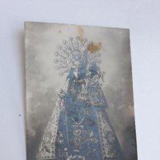 Postales: TARJETA POSTAL. NTRA SRA DE LOS DESAMPARADOS PATRONA DE VALENCIA. ESCRITA. FECHADA EN 1941. Lote 138026662
