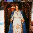 Postales: POSTAL ZAMORA IGLESIA DE SAN PEDRO Y SAN ILDEFONSO VIRGEN DEL AMOR HERMOSO ESCRITA. Lote 138789214