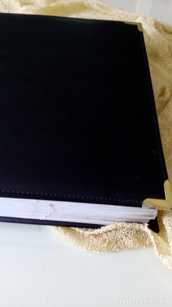 Postales: Espectacular album de postales antiguas marianas de multitud de advocaciones etc - Foto 18 - 139120470