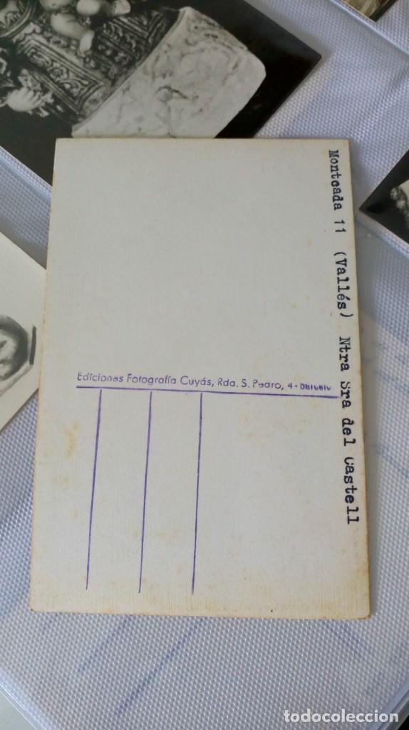 Postales: Espectacular album de postales antiguas marianas de multitud de advocaciones etc - Foto 25 - 139120470