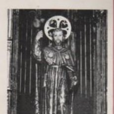 Postales: ESTAMPA RELIGIOSA DE SAN JAIME APOSTOL - IMAGEN S VENERA EN BARCELONA. Lote 278406563