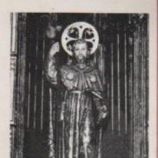Postales: ESTAMPA RELIGIOSA DE SAN JAIME APOSTOL - IMAGEN S VENERA EN BARCELONA. Lote 278406963