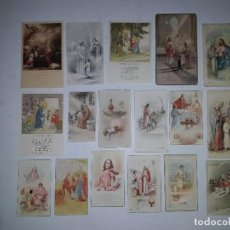 Postales: ESTAMPAS , RECORDATORIOS PRIMERA COMUNION . Lote 139336266