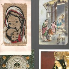 Postales: BONITA COLECCION DE POSTALES ANTIGUAS 7 SIN CIRCULAR 4 CIRCULADAS. Lote 139614934