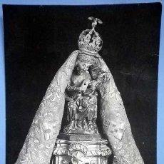 Postales: POSTAL RELIGIOSA NOSSA SENHORA DE NAZARÉ NUESTRA SEÑORA DE MUSEU REITOR LUIS NESI PORTUGAL. Lote 140287670