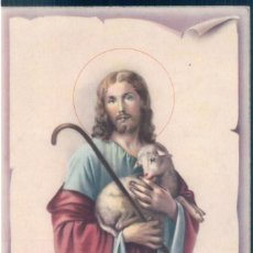 Postales: POSTAL JESUS DE NAZARET - 219 NB - ESCRITA. Lote 140975122