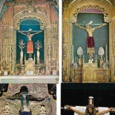 Postales: BONITA COLECCION DE 12 POSTALES DE JESUS 9 NUEVAS 3 CIRCULADAS. Lote 142134346