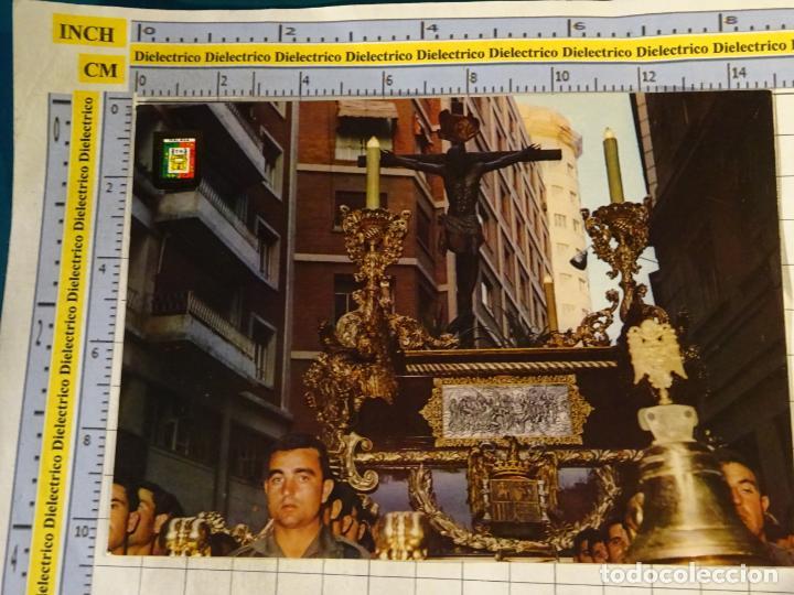 POSTAL RELIGIOSA SEMANA SANTA DE MÁLAGA. AÑO 1967. SANTÍSIMO CRISTO MUTILADO. 660 (Postales - Postales Temáticas - Religiosas y Recordatorios)
