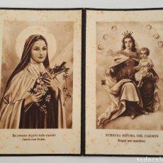 Postales: BIELVA. CANTABRIA. RECORDATORIO DE DEFUNCIÓN 1936. Lote 143139749