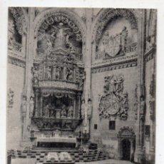 Postales: BURGOS. CATEDRAL. ALTAR MAYOR DEL CONDESTABLE.. Lote 143701778