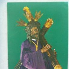 Postales: SEMANA SANTA DE SEVILLA : POSTAL DE NTRO. PADRE JESUS DEL GRAN PODER. AÑOS 60.. Lote 144079594