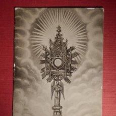 Postales: TARJETA POSTAL - RELIGIOSA - RECUERDO DEL XXII CONGRESO EUCARÍSTICO - JUNIO DE MCMXI - MADRID 1911. Lote 146025242