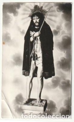 ESTAMPA ECCE HOMO ALBERIQUE PARROQUIA DE SAN LORENZO --C-9 (Postales - Postales Temáticas - Religiosas y Recordatorios)