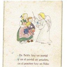 Postales: ESTAMPA ESCRITA. Lote 147153074