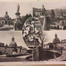 Postales: SANTUARIO DE LOYOLA 1959. Lote 147583042