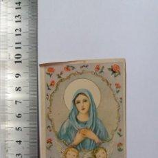 Postales: ESTAMPA - GLORIOSA VIRGINUM - RELIGIOSA . Lote 148170130