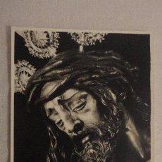 Postales: RECUERDO SOLEMNE QUINARIO.CRISTO DEL AMOR.FOTO FERNAND.SEVILLA 1965. Lote 148516910
