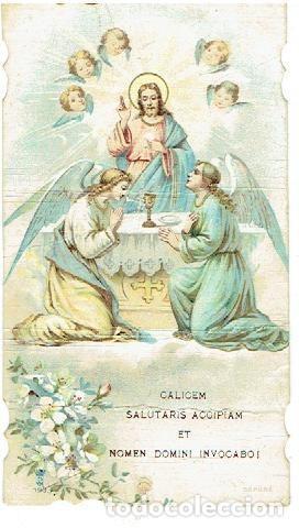 ESTAMPA (Postales - Postales Temáticas - Religiosas y Recordatorios)