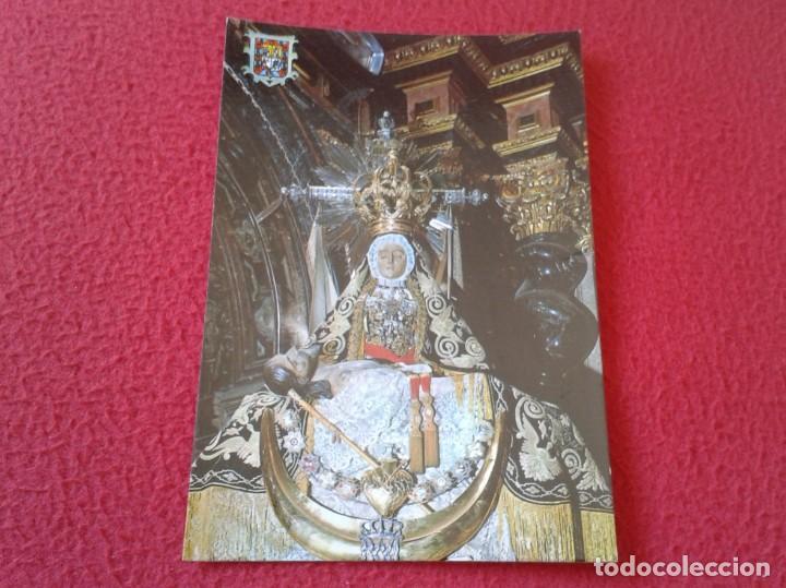 POSTAL POST CARD CARTE POSTALE GRANADA ANDALUCÍA VIRGEN DE LAS ANGUSTIAS PATRONA VIRGIN VER FOTOS (Postales - Postales Temáticas - Religiosas y Recordatorios)